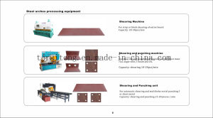Hydraulic Steel H-Beam Bending Machine with Best Quality pictures & photos