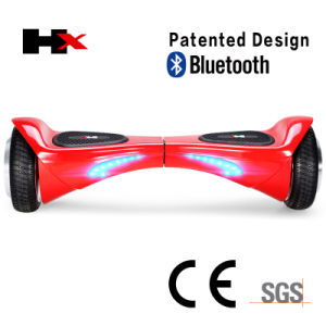 OEM/ODM UL2272 Lithium Battery Bluetooth Hoverboard for Sale pictures & photos