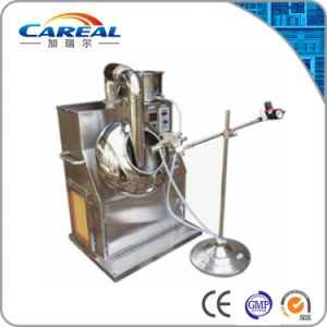Byc-600 Tablet Coating Machine with Automatic Spray System pictures & photos