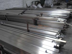 Tp321 Rectangular Stainless Steel Seamless Pipe pictures & photos