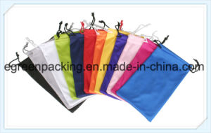 Custom Various Color Microfiber Pouch for Eyeglasses/Sunglasses pictures & photos