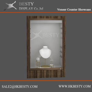 Customized Cardboard Necklace Display Bust pictures & photos