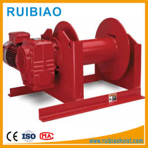 Portable Construction Electric Wire Rope Winch (JM10) pictures & photos
