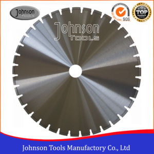 600mm Laser Blades for Wall Saws, Reinforced Concrete Saw Blade pictures & photos