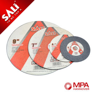 High Quality Abrasive Cutting Disc Stainless Steel Inox Cutting Wheel pictures & photos