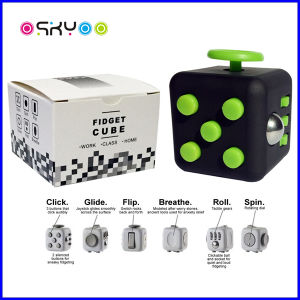 Desk Toy Adults Stress Relief Fidget Cube pictures & photos