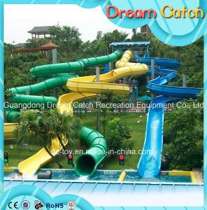 2017 Hot Selling Giant Used Adult Outdoor Water Slides for Sale pictures & photos