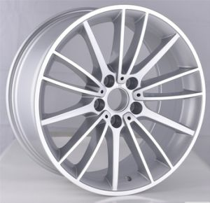 New Design 19 Inch Front and Rear Replica Alloy Wheel with PCD 5X120 pictures & photos