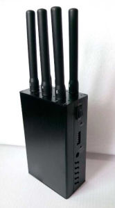 Mobile Phone GPS WiFi 6 Band Handhold Jammer pictures & photos