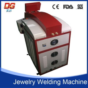 2017 New 200W Jewelry Spot Welding Machine (external chiller type) for Sale pictures & photos