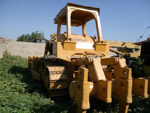Original Japanese Used Cat D7g Bulldozer (Caterpillar D7 D8 Dozer) pictures & photos