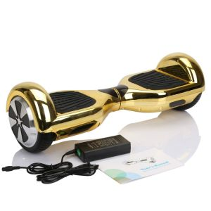 Two 6.5 Inch Wheel Self Balance Electric Hoverboard Personal Transporter