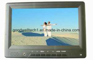 7 Inch TFT LCD YPbPr Monitor pictures & photos
