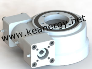 ISO9001/CE/SGS Ze Model Slewing Drive pictures & photos