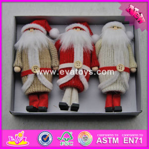 2017 New Products Christmas Lovely Wooden Dolls for Little Girls W02A244 pictures & photos