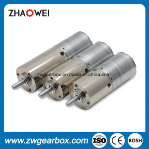 Good Quality 12V 24mm DC Geared Motor pictures & photos