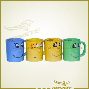 Smile Face Ceramic Mugs
