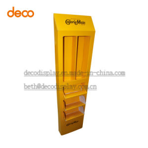 Paper Display Floor Display Stand Promotion Cardboard Display pictures & photos