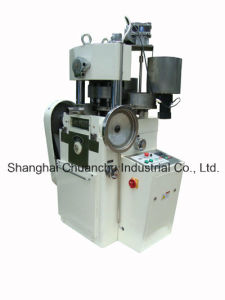 Zp Rotary Tablet Press Machine for Salt, Candy, Mothball, Pill pictures & photos