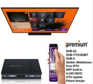 Combo DVB IPTV/Ott Box 10000+ Free Channels / WiFi / Ota Updates pictures & photos