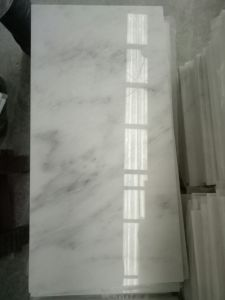 Statuary White Marble Oriental White Marble Tiles pictures & photos