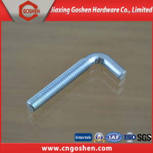 Factory Supply L Shaped Plain Square Hook pictures & photos