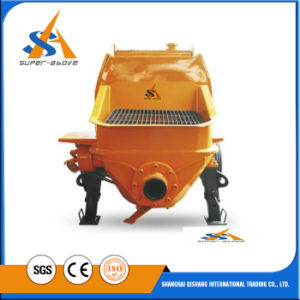 Factory Price Concrete Pump Truck with Good Price pictures & photos
