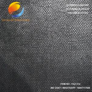 Nice Grain Synthetic Leather of Garment pictures & photos