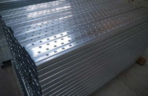 High Quality Scaffold Steel Plank Walkboards pictures & photos