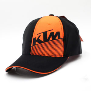 Wholesale Black Color Ktm Racing Sports Hat (ASC07) pictures & photos