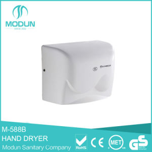 Wholesale Custom Good Automatic Jet Hand Dryer ABS Plastic Hand Dryer pictures & photos