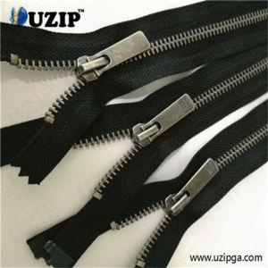 Top Zipper Manufacturers / Antique Silver Metal Zipper / Sweater Zippers Quality