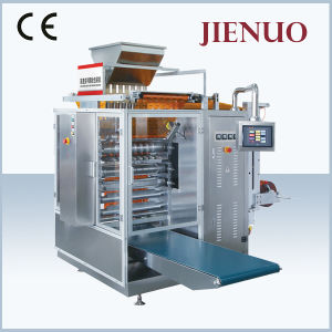 Fully Automatic Vertical Liquid Paste Stick Packing Machine pictures & photos
