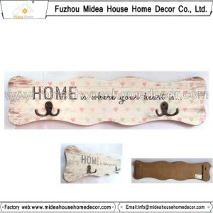 Factory Wholesale Wood Hook, Rustic Wood Wall Hook