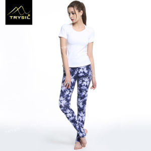 Tights Women Foot Pants Yoga Foot Leggings pictures & photos