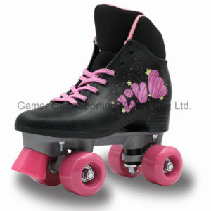 Quad Roller Skate (QS-65) pictures & photos