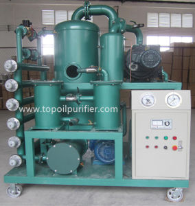 Continously Used Mineral Oil Transformer Oil Purifier Machinery (ZYD) pictures & photos