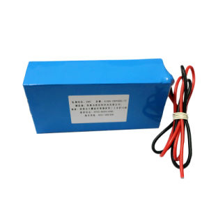 18650 14.8V 6000mAh Rechargeable Lithium Battery Li-ion Battery for Medical Apparatus pictures & photos