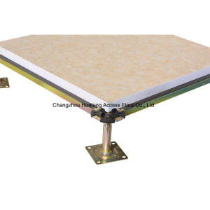 HPL Finish Antistatic Woodcore Floor pictures & photos
