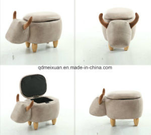 in Shoes Stool American Solid Wood Storage Ideas Stool Sofa Wearing Shoes at The Door to Stool Cows Put Aside Footrest Stools (M-X3771) pictures & photos