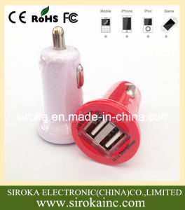 Car Charger with 2 USB Ports pictures & photos