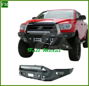 Front LED Steel Bumper Fits 2014-16 Toyota Tundra pictures & photos