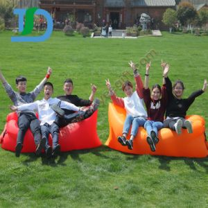Outdoor Travel Camping Inflatable Lazy Air Laybag Sofa pictures & photos
