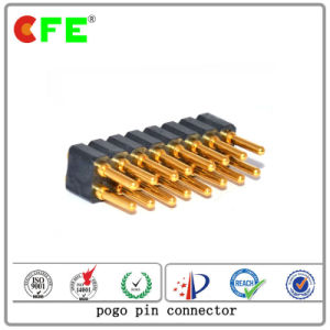 3.0mm Pitch SMT Male Pogo Pin Connector for Auto Assembly Machine pictures & photos