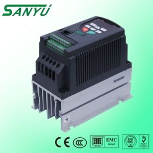 Sanyu Intelligent 220V Close Loop Variable Frequency Drives pictures & photos