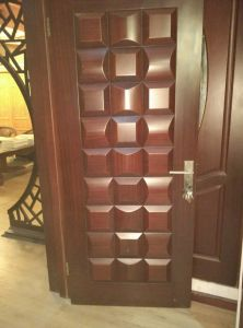 Good Quality Solid Wood Door for Exterior or Interior (DS-022) pictures & photos