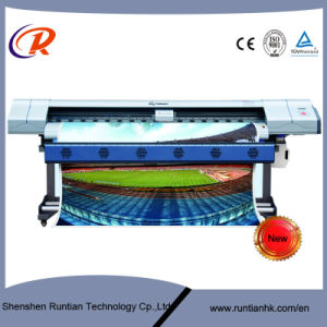 1.6m Dx5 Inkjet Digital Indoor Outdoor Advertising Solvent Printer