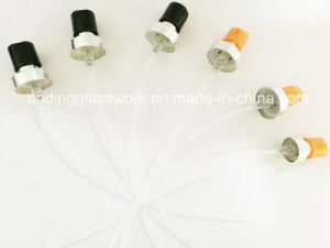 PP-21 Glass Perfume Bottle Pump Aluminum Liquid Water Pump pictures & photos
