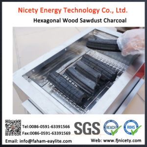 Wood Sawdust Coking Coal with 5-6h Burning Time