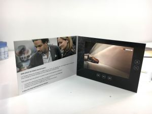LCD Video Mailer with 10.1′′ips for Business pictures & photos